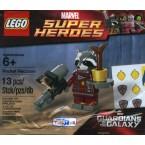 LEGO Marvel Super Heroes 5002145 Rocket Raccoon