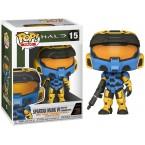 FUNKO POP! Games: Halo Infinite - Spartan Mark VII with VK78 Commando Rifle B&Y (51104)