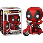 FUNKO POP! Rides: Deadpool - Deadpool & Scooter (30969)