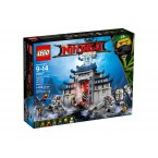 LEGO Ninjago Movie 70617 Temple of the Ultimate Ultimate Weapon