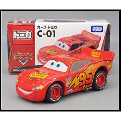 Takara TOMY Tomica Disney Pixar Ligntning McQueen C-01