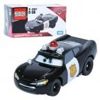 Takara TOMY Tomica Disney Pixar Lightning McQueen Police Car C-36