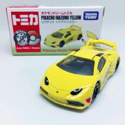 Takara TOMY Dream Tomica Pokemon Pikachu Inazuma Yellow