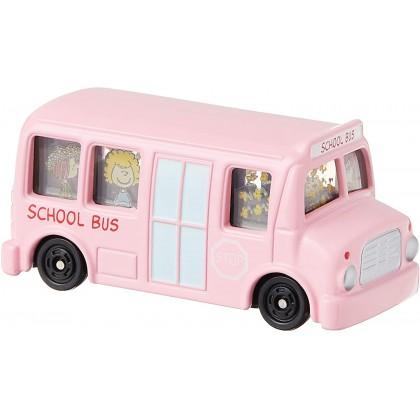 Takara TOMY Dream Tomica Peanuts Girls Bus
