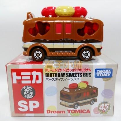 Takara TOMY Dream Tomica Birthday Sweets Bus (SP)