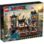 LEGO Ninjago Movie 70657 Ninjago City Docks