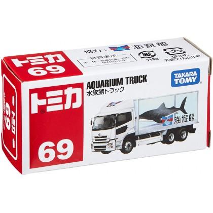 Takara TOMY Tomica Aquarium Truck #69