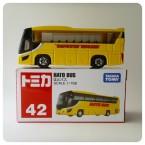 Takara TOMY Tomica HATO Bus #42