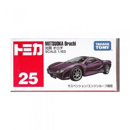 Takara TOMY Tomica MITSUOKA Orochi #25