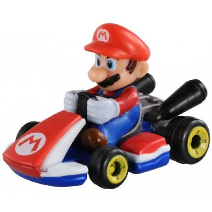 Takara TOMY Dream Tomica Mariokart8 Mario #164