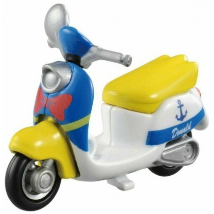 Takara TOMY Disney Motors Donald Duck Bike DM-19