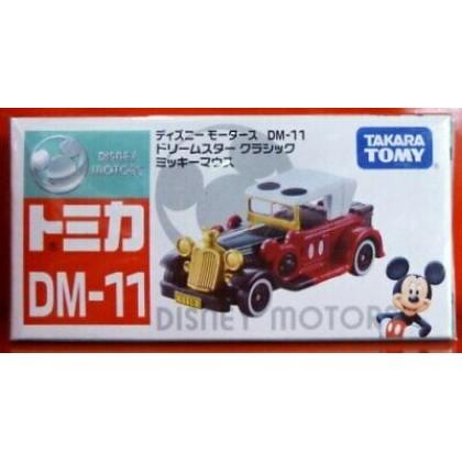 Takara TOMY Tomica Disney Motors Star Classic Mickey Mouse DM-11