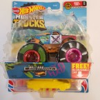 Hot Wheels Monster Trucks Pure Muscle 14/75 (Wheel Cool 2/6)