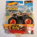 Hot Wheels Monster Trucks Tiger Shark 11/75 (Hot Wheels Monster Trucks Live 2/7)