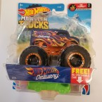 Hot Wheels Monster Trucks Hot Wheels Delivery 9/75 (HW Flames 2/7)