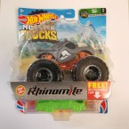Hot Wheels Monster Trucks Rhinomite 15/75 (Wild Ride 5/7)