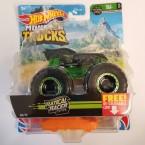 Hot Wheels Monster Trucks Ratical Racer 30/75 (Wild Ride 2/7)