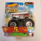 Hot Wheels Monster Trucks 5 Alarm 12/75 (Hot Wheels Monster Trucks Live 2/7)
