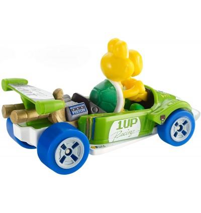 Hot Wheels Mario Kart 1:64 Koopa Troopa with Circuit Special Vehicle