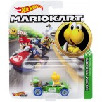 Hot Wheels Mario Kart 1:64 Koopa Troopa with Circuit Special Vehicle