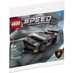LEGO Speed Champions 30342 Lamborghini Huracan Super Trofeo EVO