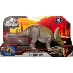 Mattel Jurassic World Sound Strike Triceratops Dinosaur