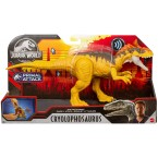 Mattel Jurassic World Sound Strike Cryolophosaurus Dinosaur