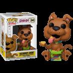 FUNKO POP! Animation: Scooby Doo - Scooby with Snacks (IE) (39053)