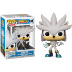 FUNKO POP! Games: Sonic 30th - Silver the Hedgehog (51965)