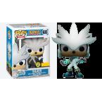 FUNKO POP! Games: Sonic 30th - Silver the Hedgehog (GITD) (IE) (52249)