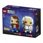 LEGO Brickheadz 41611 Marthy McFly & Doc Brown