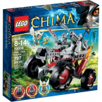 LEGO 70004 Legends of Chima : Wakz' Pack Tracker