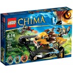 LEGO 70005 Legends of Chima Laval's Royal Fighter