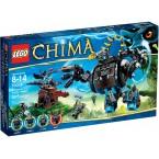 LEGO 70008 Legends of Chima Gorzan's Gorilla Striker