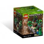 LEGO Ideas 21102 Minecraft Micro World : The Forest