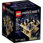 LEGO Minecraft 21107 Micro World : The End
