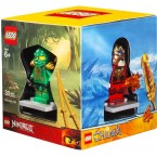 LEGO 5004076 Exclusive 2014 Target Minifigure Gift Set