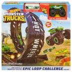 Mattel Hot Wheels Monster Trucks Epic Loop Challenge Play Set