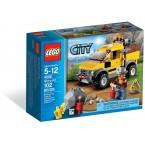 LEGO City 4200 Mining 4X4