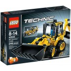LEGO Technic 42004 Mini Backhoe Loader