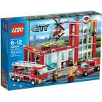 LEGO City 60004 Fire Station