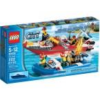 LEGO City 60005 Fire Boat