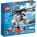 LEGO City 60013 Coast Guard Helicopter