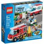 LEGO City 60023 Starter Set