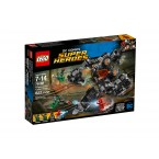 LEGO DC Super Heroes 76086 Knightcrawler Tunnel Attack