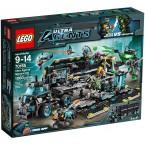 LEGO Ultra Agents 70165 Mission HQ
