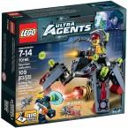 LEGO Ultra Agents 70166 Spyclops Infiltration