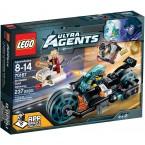LEGO Ultra Agents 70167 Invizable Gold Getaway