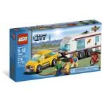 LEGO City 4435 Car and Caravan