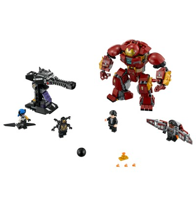 LEGO Marvel Super Heroes 76104 The Hulkbuster Smash-Up